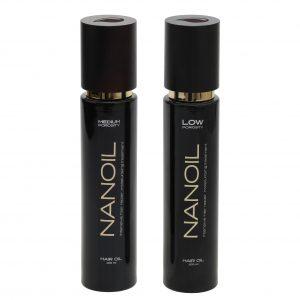 Nanoil - beste Haarpflegeprodukte mit dem Kokosöl